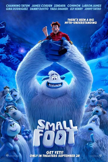 SMALLFOOT (PG) Movie Poster