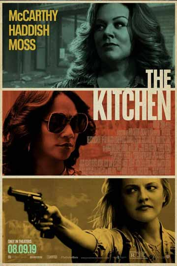 THE KITCHEN (R) Movie Poster