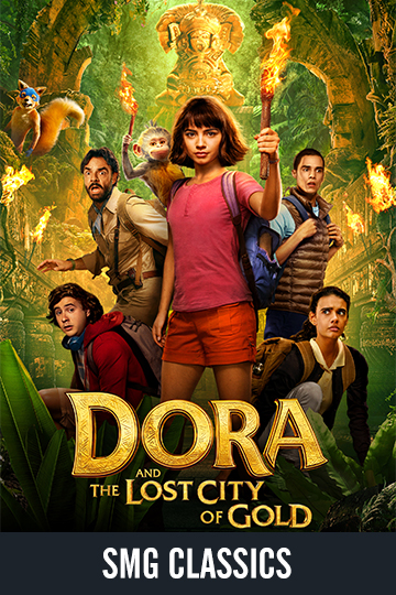 $5 Dora and the Lost City of Gold (PG) Movie Poster