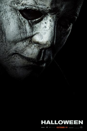 HALLOWEEN (2018) (R) Movie Poster